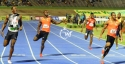 Why is Usain Bolt running slower?