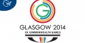 Allan Wells passing the baton to Glasgow 2014